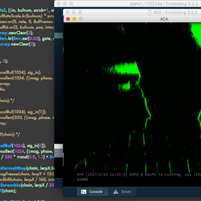 Composing Music With SuperCollider