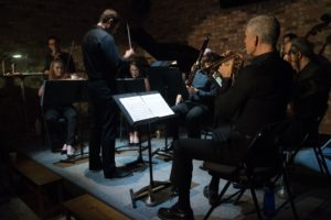 Contemporary classical chamber music
